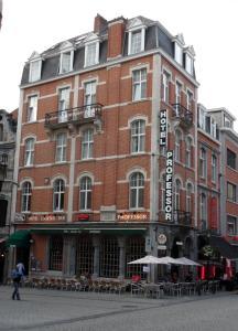 Hostels und Jugendherbergen - Hotel Professor