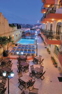 Отели и курорты Мальты на карте