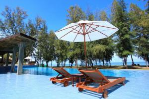 Отели Таиланда с пляжем и бассейном