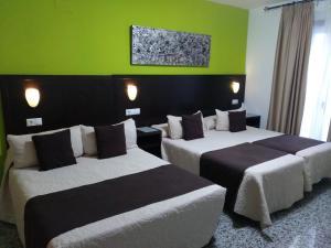 Hotel de Los Faroles, Hotely  Córdoba - big - 21