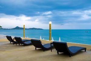 Samui Beach Resort, Üdülőtelepek  Lamaj-part - big - 1