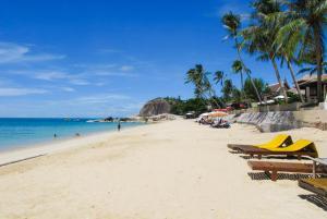 Samui Beach Resort, Resorts  Lamai - big - 12