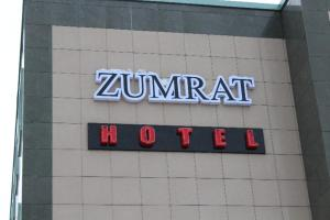 Hotel Zumrat, Hotel  Karagandy - big - 65