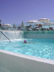 Hotel Caravelle Thalasso & Wellness, Hotel  Diano Marina - big - 106