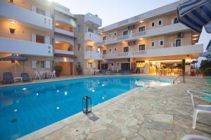 Auberges de jeunesse - Dimitra Hotel & Apartments