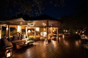 Flameback Eco Lodge
