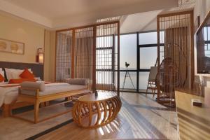HUANGSHAN LAKE FLIPORT RESORT, Hotely  Tunxi - big - 45