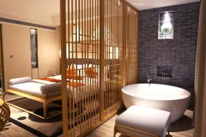 HUANGSHAN LAKE FLIPORT RESORT, Hotely  Tunxi - big - 27