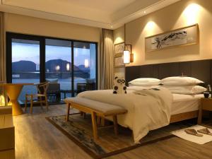 HUANGSHAN LAKE FLIPORT RESORT, Hotely  Tunxi - big - 6