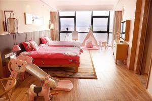 HUANGSHAN LAKE FLIPORT RESORT, Hotely  Tunxi - big - 14