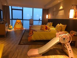HUANGSHAN LAKE FLIPORT RESORT, Hotely  Tunxi - big - 64
