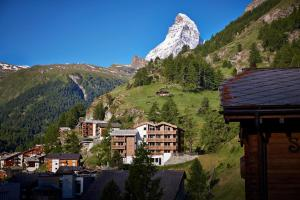 La Vue Luxury Living Apartments - Hotel - Zermatt