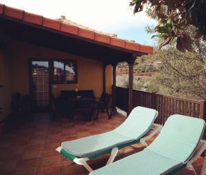 Casita El Manantial, Puntagorda - La Palma