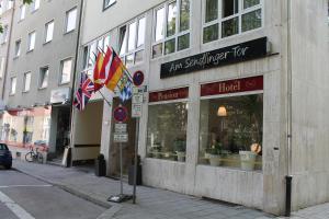 Hotel Sendlinger Tor, Szállodák  München - big - 35