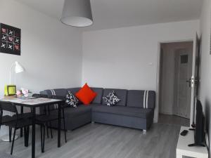 Gdynia White Apartment