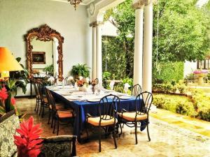 Casa Azul Monumento Historico, Hotely  Mérida - big - 31