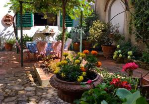 Acacia Firenze - Garden - AbcAlberghi.com