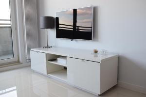 White Luxury Apartment Old Town