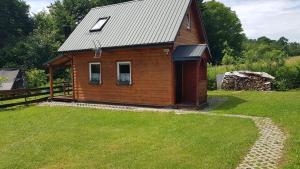 Domek przy źródełku