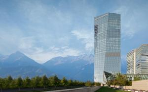 The Ritz-Carlton, Almaty - Hotel