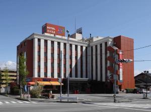 Auberges de jeunesse - Hotel 1-2-3 Kofu Shingen Onsen