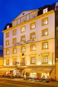Hotel Mucha - براغ