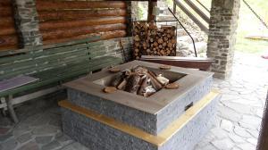 Domek drewniany Soszów