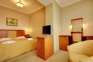 Elizabeth Hotel, Hotels  Gyula - big - 71