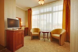 Elizabeth Hotel, Hotels  Gyula - big - 76