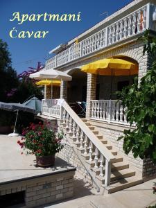Island RAB - apartments CAVAR