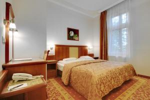 Elizabeth Hotel, Hotels  Gyula - big - 104