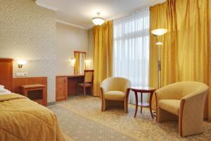 Elizabeth Hotel, Hotels  Gyula - big - 106