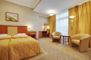 Elizabeth Hotel, Hotels  Gyula - big - 111