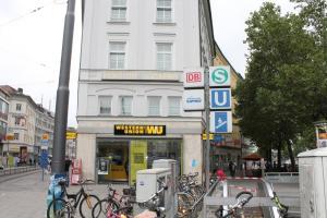 Pension Locarno - Munich