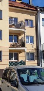 Apartament w Suwałkach
