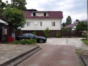 Гостевой дом У Аллы, Хоста