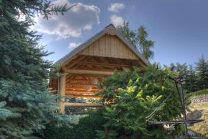 Dom nad jeziorem Blanki