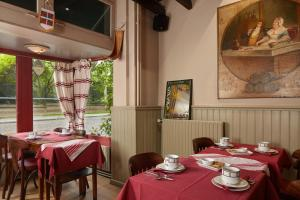 Hotel - Restaurant Le Vert Galant, Hotely  Paříž - big - 29