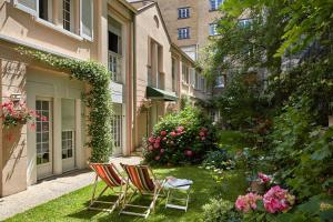 Hotel - Restaurant Le Vert Galant, Hotely  Paříž - big - 45
