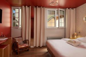 Hotel - Restaurant Le Vert Galant, Hotely  Paříž - big - 7