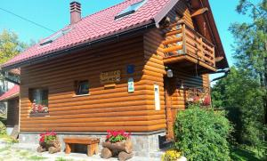 Accommodation in Skrad