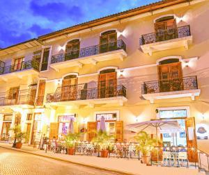 Hotel Casa Antigua Panama