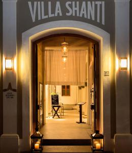 Villa Shanti - A Heritage Hotel, Hotels  Pondicherry - big - 1