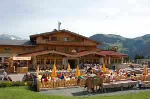 Alpengasthof Hochsöll - Hotel - Söll