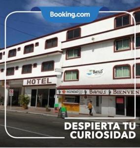 Отель Hotel Banus, Веракрус