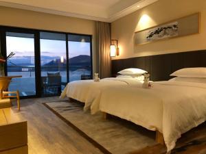 HUANGSHAN LAKE FLIPORT RESORT, Hotely  Tunxi - big - 8