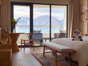 HUANGSHAN LAKE FLIPORT RESORT, Hotely  Tunxi - big - 18