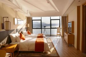 HUANGSHAN LAKE FLIPORT RESORT, Hotely  Tunxi - big - 2