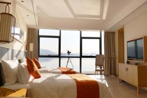 HUANGSHAN LAKE FLIPORT RESORT, Hotely  Tunxi - big - 3