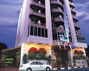 Broadway Hotel, Дубай
